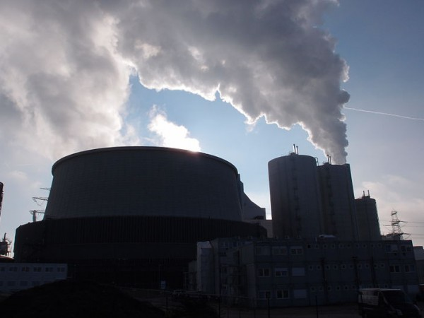 Kohlekraftwerk in Hamburg-Moorberg