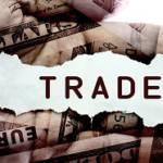 Trade text on a paper scrap over world currency. Handel | Bild (Ausschnitt): © Theaphotography - dreamstime.com
