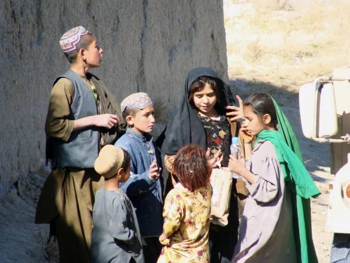 Kinder in Afghanistan Kinder in Afghanistan |  Bild: © Thanatonautii - Dreamstime.com