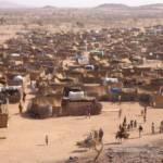Ein Fluechtlingscamp im Tschad. Ein Fluechtlingscamp im Tschad. | Bild (Ausschnitt): © Mark Knobil - wikimedia commons
