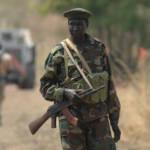 Soldat im Sudan Soldat im Sudan | Bild (Ausschnitt): © Mattphoto - Dreamstime.com