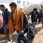 Fluechtlinge in Libyen Fluechtlinge in Libyen | Bild (Ausschnitt): © Magharebia [CC BY 2.0] - wikimedia commons