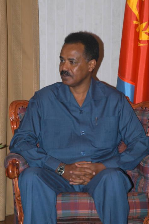 Isiaya Afewerki, Präsident Eritrea Isiaya Afewerki,der eritreische Präsident. | Bild: © Snyderdf - Dreamstime.com