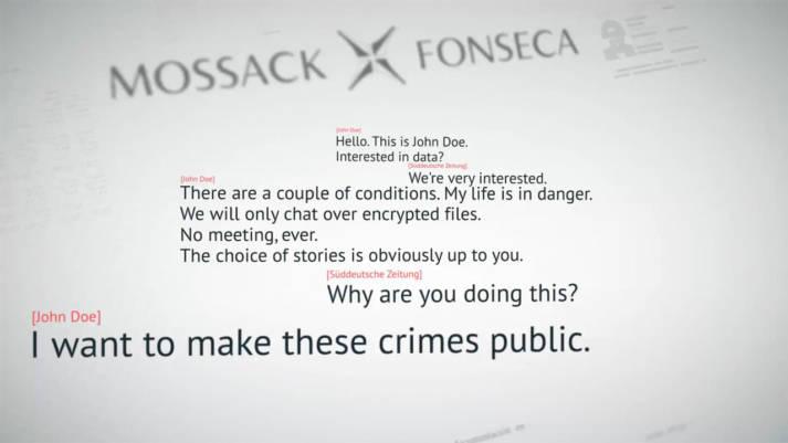 Panama Papers Panama Papers |  Bild: © Süddeutsche Zeitung [Gemeinfrei]  - wikimedia commons