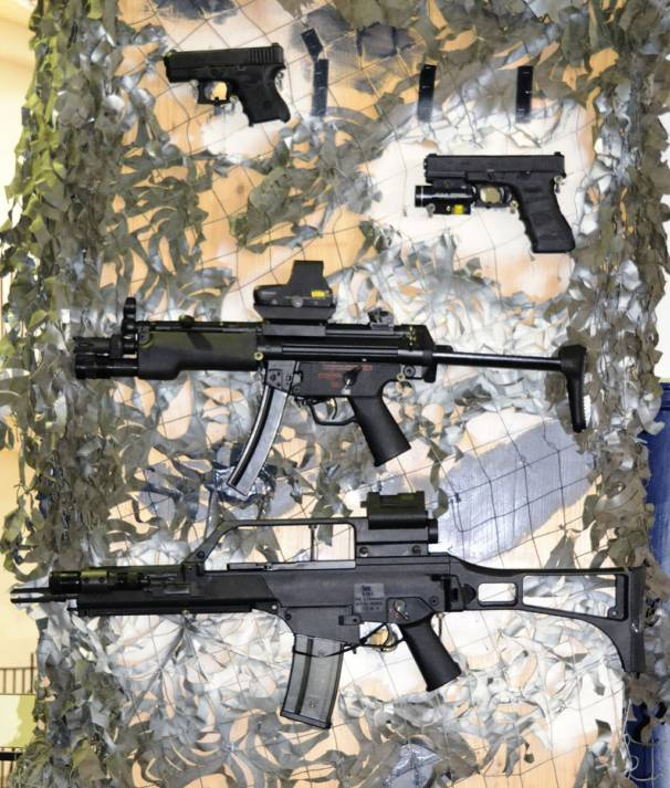 Waffenhandel Waffenhandel    Bild: © High Contrast [CC BY 3.0 DE]  - commons.wikimedia.org