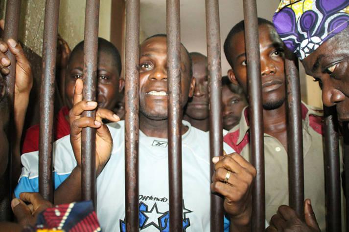 politische Gefangene Eritrea Politische Gefangene (Symbolbild) |  Bild: © Kanelo - Dreamstime.com