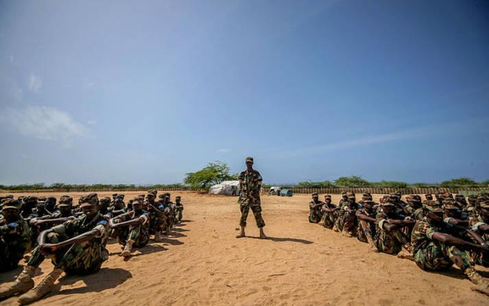 Soldaten - Symbolbild Soldaten - Symbolbild |  Bild: © AU-UN IST PHOTO / STUART PRICE - Flickr - AMISOM Public Information
