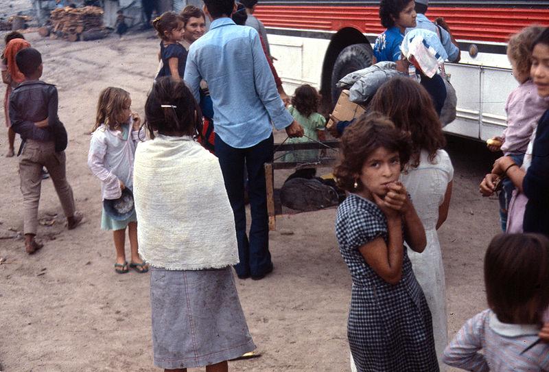 Flüchtlinge Zentralamerika