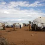 Flüchtlinge Kenia Dadaab Zelte Zelte im Flüchtlingscamp Dadaab. | Bild (Ausschnitt): © DFID - UK Department for International Development - Wikimedia Commons