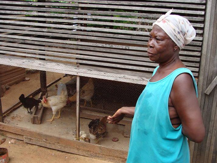 Ghanaer haben gegen die Billig-Produkte der EU keine Chance. |  Bild: © Elitre [Public domain]  - Wikimedia Commons