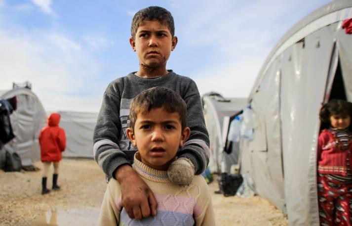 Kinder als Kriegsopfer Kinder gehören auch zu den Opfern des Krieges |  Bild: © Hrlumanog [All rights reserved.]  - Dreamstime