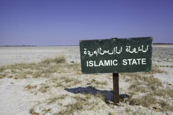 """Der sogenannte """"Islamische Staat"""" entstand direkt aus dem Machtvakuum in Folge des Irakkrieges."""