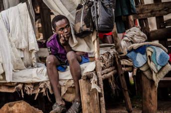 Armut in Kenia, Afrika
