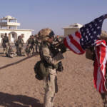 Invasion der USA in Afghanistan, 2001 | Bild (Ausschnitt): © MarineCorps NewYork [CC BY 2.0] - flickr