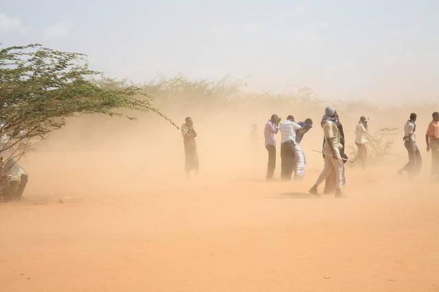 Flüchtlinge Somalia  Bild: ©  Oxfam International [CC BY-NC-ND 2.0]  - flickr
