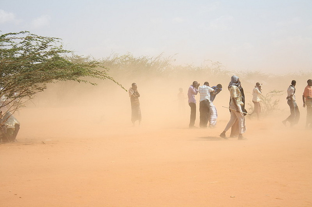 Flüchtlinge Somalia