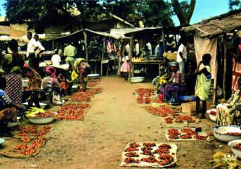 Afrikanischer Markt Afrikanischer Markt | Bild: ©  aleξ [CC BY-NC-ND 2.0]  - flickr