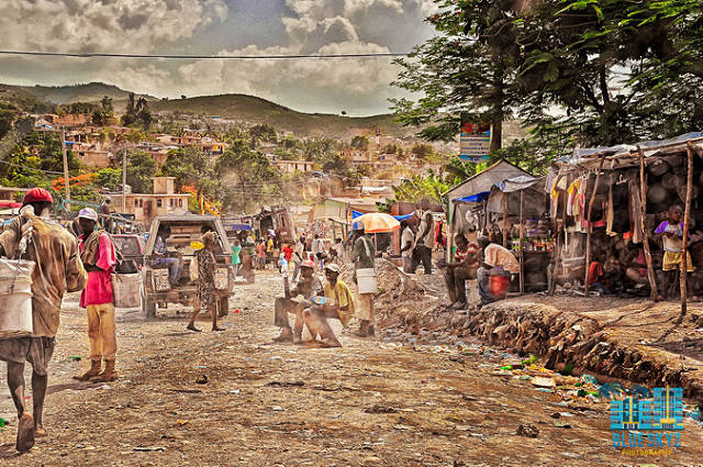 Port-Au-Prince, Haiti  Bild: ©  Blue Skyz Studios [CC BY-NC-ND 2.0]  - Flickr