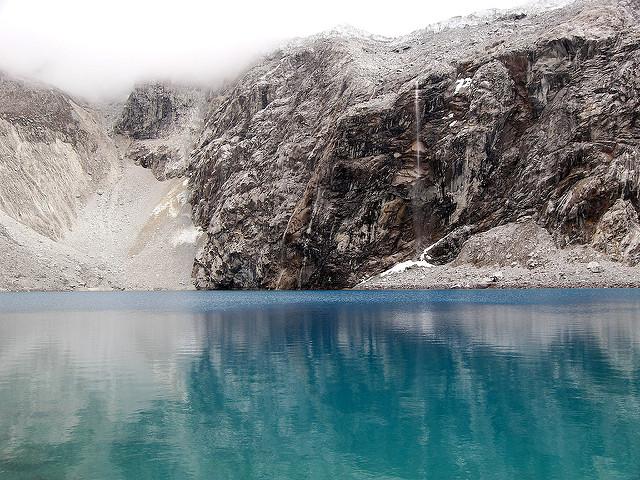 Huaraz Gletschersee