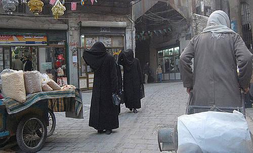 Aleppo street scene  | Bild: ©  Neil Hester [CC BY-NC 2.0]  - flickr.com