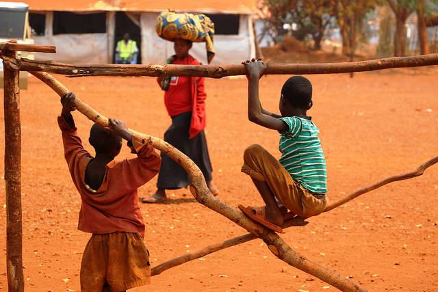 Flüchtlinge aus Burundi  Bild: © European Commission DG ECHO [CC BY-ND 2.0]  - Flickr