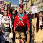 Proteste gegen die Dakota Access Pipeline | Bild (Ausschnitt): © cool revolution [CC BY-NC-ND 2.0] - Flickr