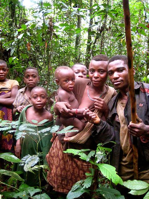 Baka in Kamerun