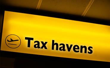 Tax havens Aggressive Steuervermeidung befördert Armut und damit Migration |  Bild: © thetaxhaven [CC BY 2.0]  - Flickr
