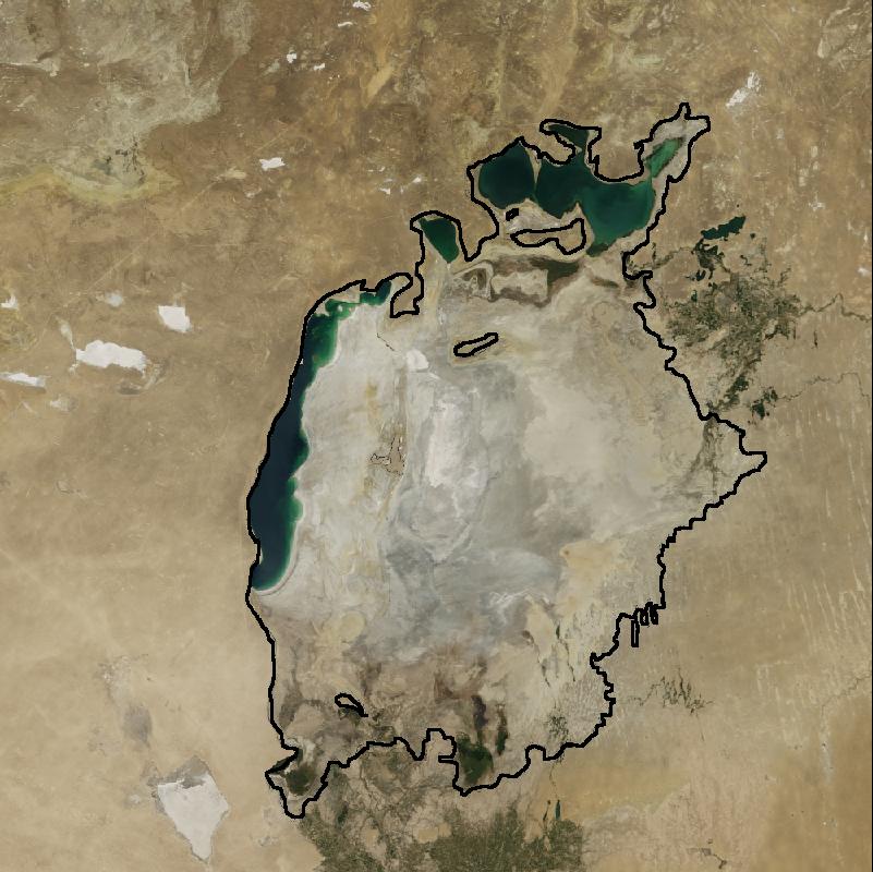 Aralsee 2014