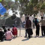 Shousha refugee camp, at the Libyan border (Tunisian side). April 2011. | Bild (Ausschnitt): © Guerric [CC BY-NC-ND 2.0] - flickr