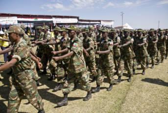 Äthiopische Armee