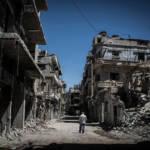 Zerstörte Stadt in Syrien Das Ausmaß der Zerstörung in Syrien ist nach mehr als acht Kriegsjahren immens | Bild (Ausschnitt): © Chaoyue 超越 PAN 潘 [CC BY-NC-ND 2.0] - Flickr