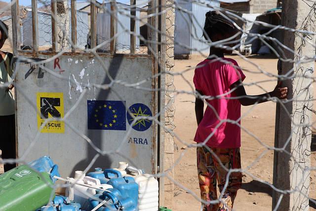 Flüchtlingscamp  Bild: © European Commission DG ECHO [CC BY-NC-ND 2.0]  - Flickr