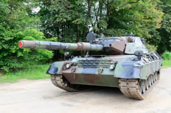 Kampfpanzer   Bild: © 270862 [CC BY-ND 2.0]  - flickr.com
