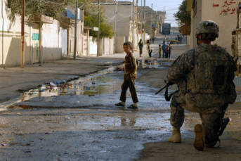 US Militär in Mosul    Bild: © The U.S. Army - flickr