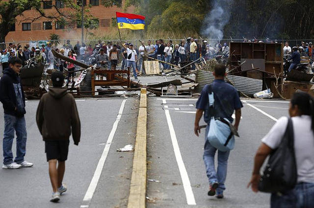 Proteste in Venezuela Proteste in Venezuela |  Bild: ©  MARQUINAM [CC BY-NC-ND 2.0]  - Flickr