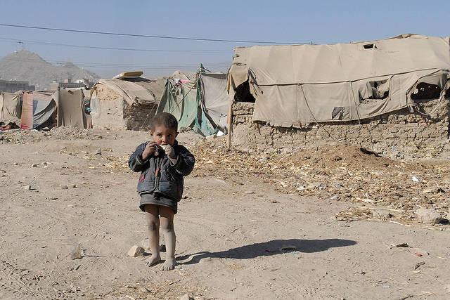Flüchtlingskind in Afghanistan Flüchtlingskind in Afghanistan    Bild: © Global Panorama [CC BY-SA 2.0]  -