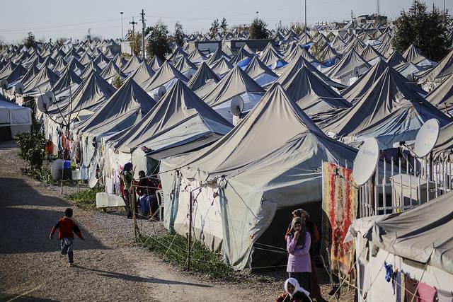 Live: MEPs visit Turkey to assess response to Syria refugee crisis Türkisches Flüchtlingslager |  Bild: ©  European Parliament [CC BY-NC-ND 2.0]  - Flickr