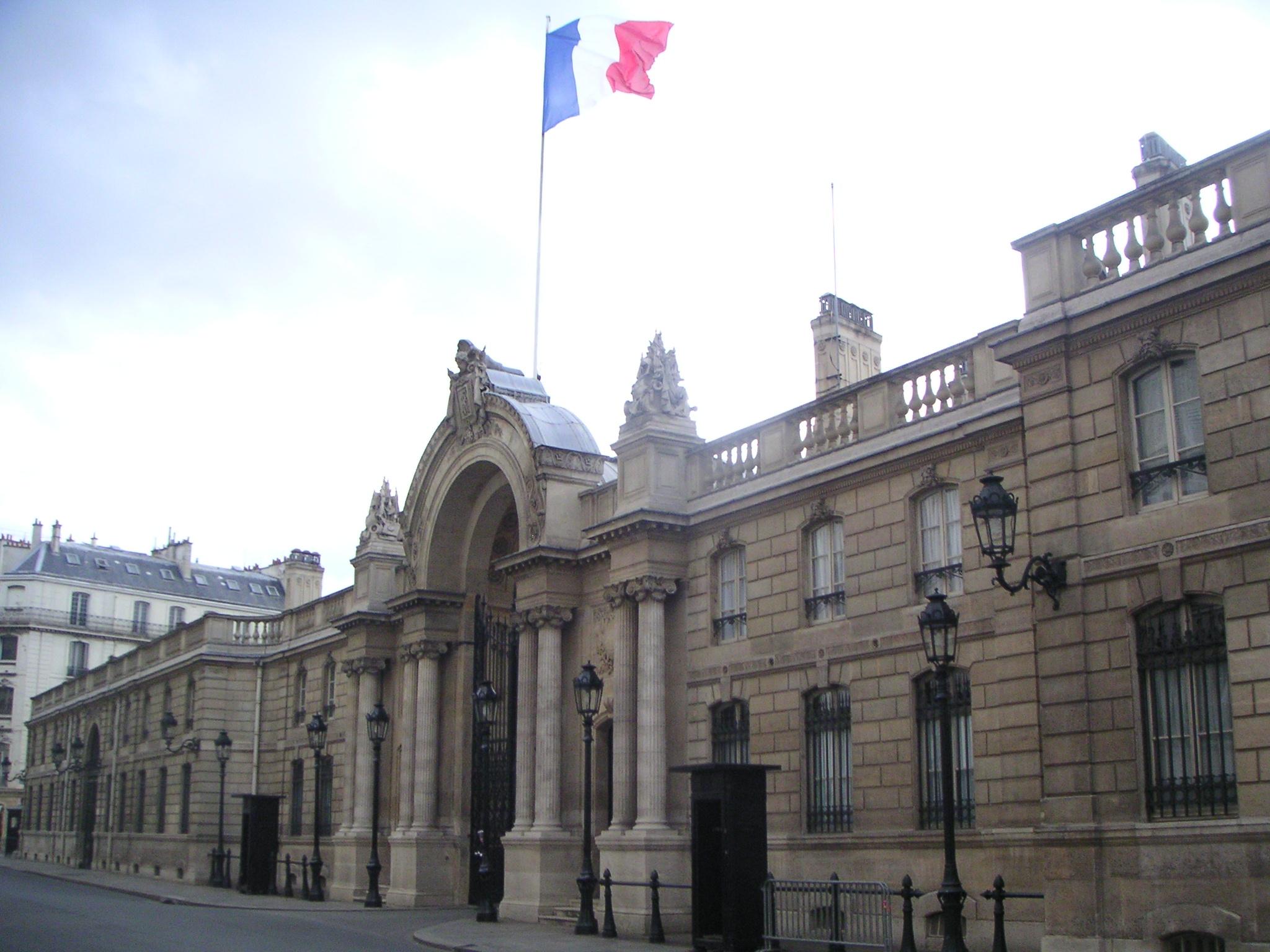 Palais de l´Elysée