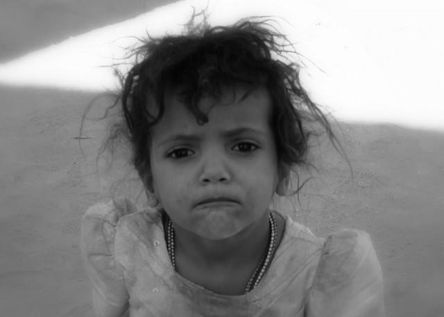 Yemeni Mädchen