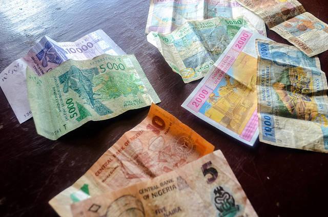West- und Zentralafrikanische CFA-Francs |  Bild: © jbdodane [CC BY-NC 2.0]  - flickr