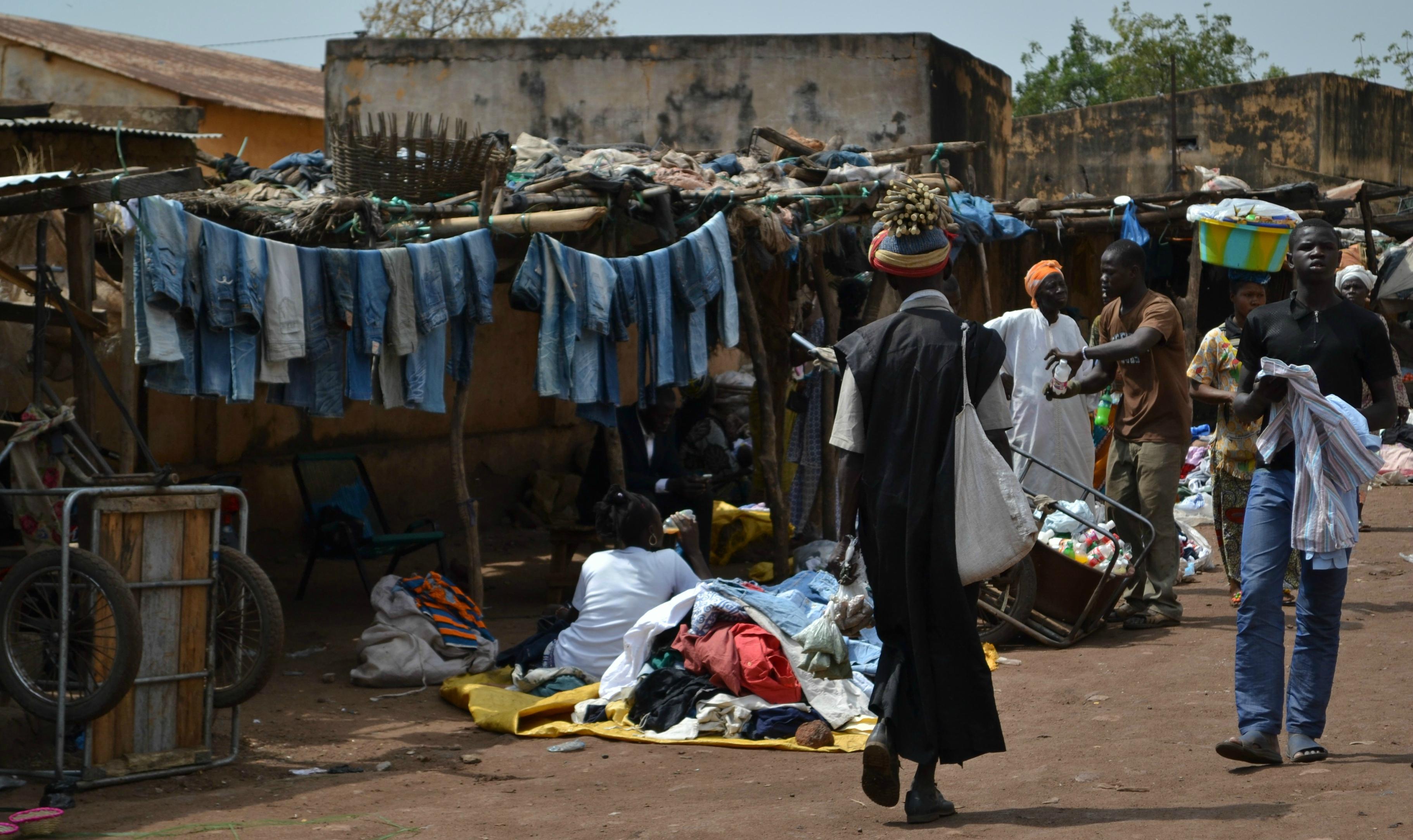 Straßen von Bamako, Mali | Bild (Ausschnitt): © IHH Humanitarian Relief Foundation [CC BY-NC-ND 2.0]  - Flickr
