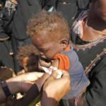 Kinder leiden am meisten unter Krieg Kinder leiden besonders unter Cholera und Mangelernährung | Bild (Ausschnitt): © IRIN Photos [CC BY-NC-ND 2.0] - Flickr