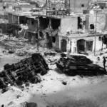 Libyen Die libysche Stadt Misrata wurde während des Bürgerkriegs schwer beschädigt. | Bild (Ausschnitt): © mojomogwai [CC BY-NC-ND 2.0] - Flickr