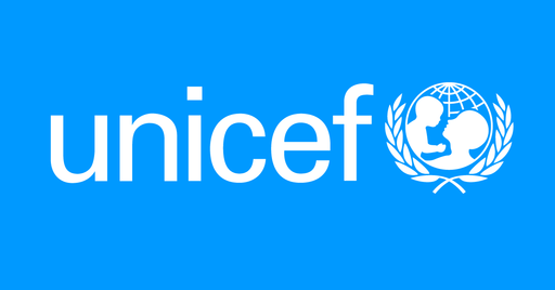 UNICEF Flagge Das Kinderhilfswerk veröffentlichte einen Bericht zu Fluchtursachen von Kindern in West- und Zentralafrika    Bild: © Delehaye [CC0 1.0]  - Wikimedia Commens