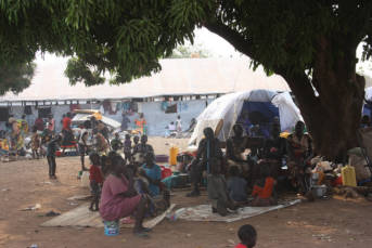 Südsudanesische Flüchtlinge in Uganda Über 1,8 Millionen Südsudanesen sind seit dem Bürgerkrieg aus ihrer Heimat geflohen.   Bild: © European Commission DG ECHO [CC BY-NC-ND 2.0]  - Flickr