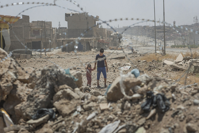 Syrien Mossul