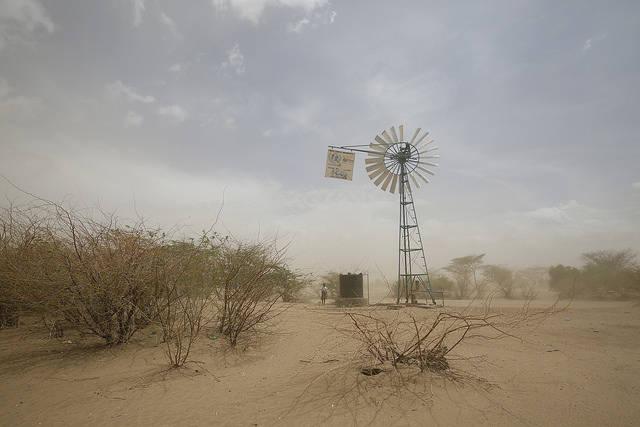 Dürreperiode Die derzeitige Dürreperiode stellt  vor allem für die Menschen in Ostafrika eine existentielle Bedrohung dar. |  Bild: © DFID - UK Department for International Development [CC BY 2.0]  - Flickr