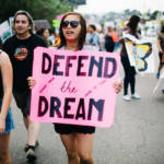 Dreamer Pro-DACA-Demonstration in Los Angeles | Bild (Ausschnitt): © Molly Adams [CC BY 2.0] - Flickr