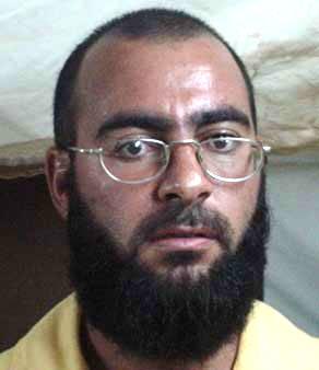 IS-Anführer Abu Bakr al Baghdadi